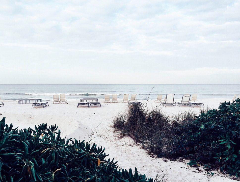 Beach in Naples Florida