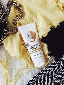The Body Shop Almond Milk and Honey Body Lotion