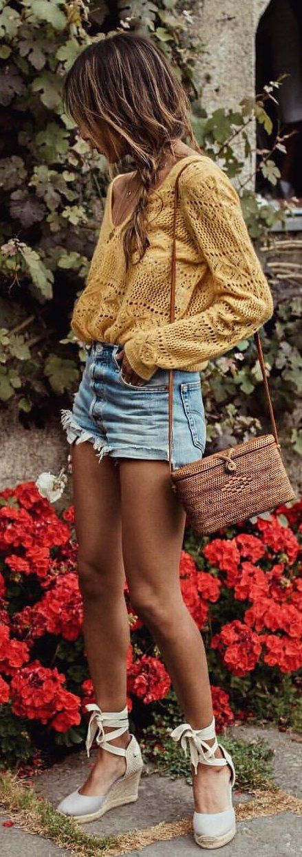 Style Unsettled August Inspiration