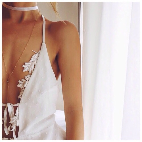 white-plunge-cami-top