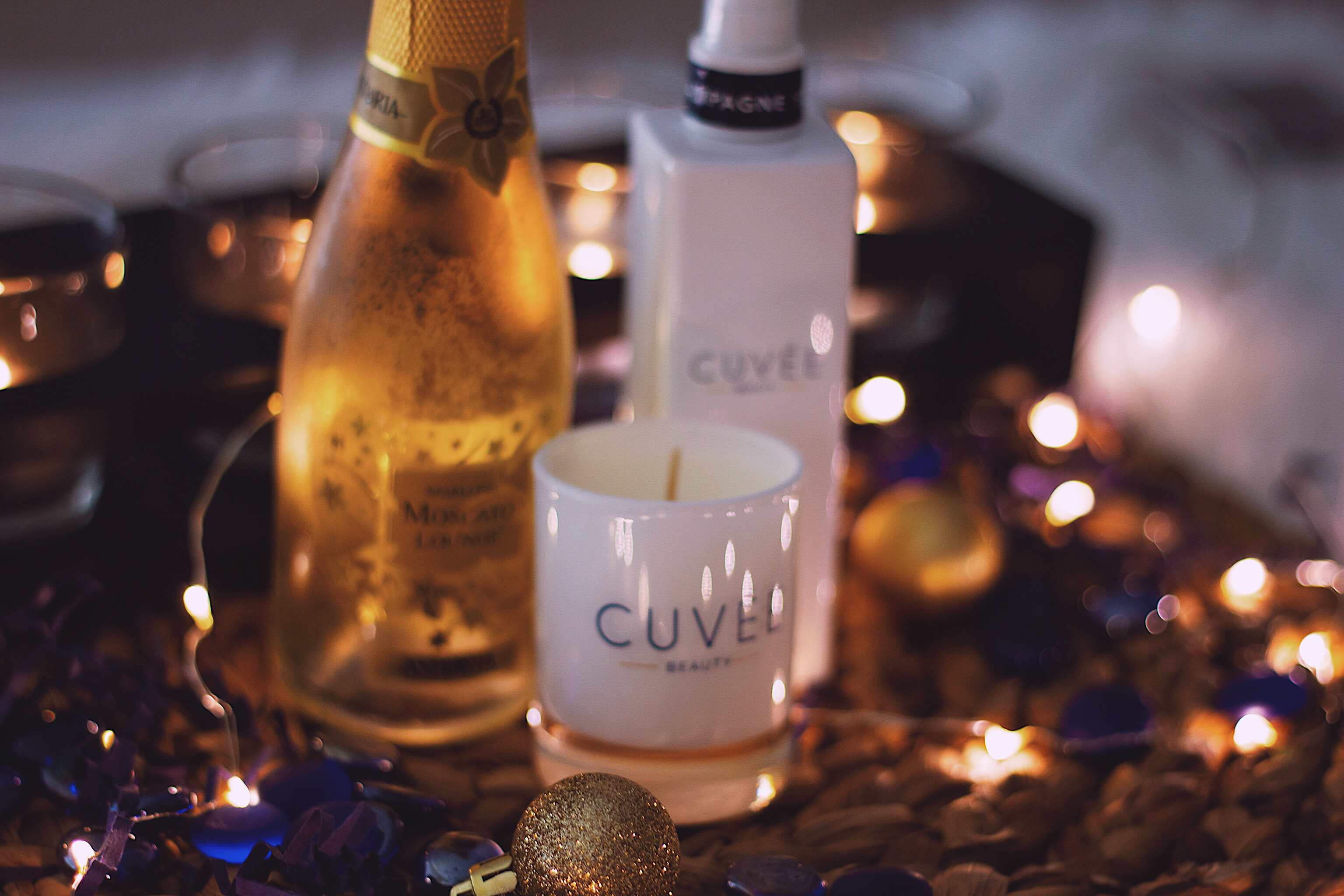 Cuvee Beauty Champagne Hair Care