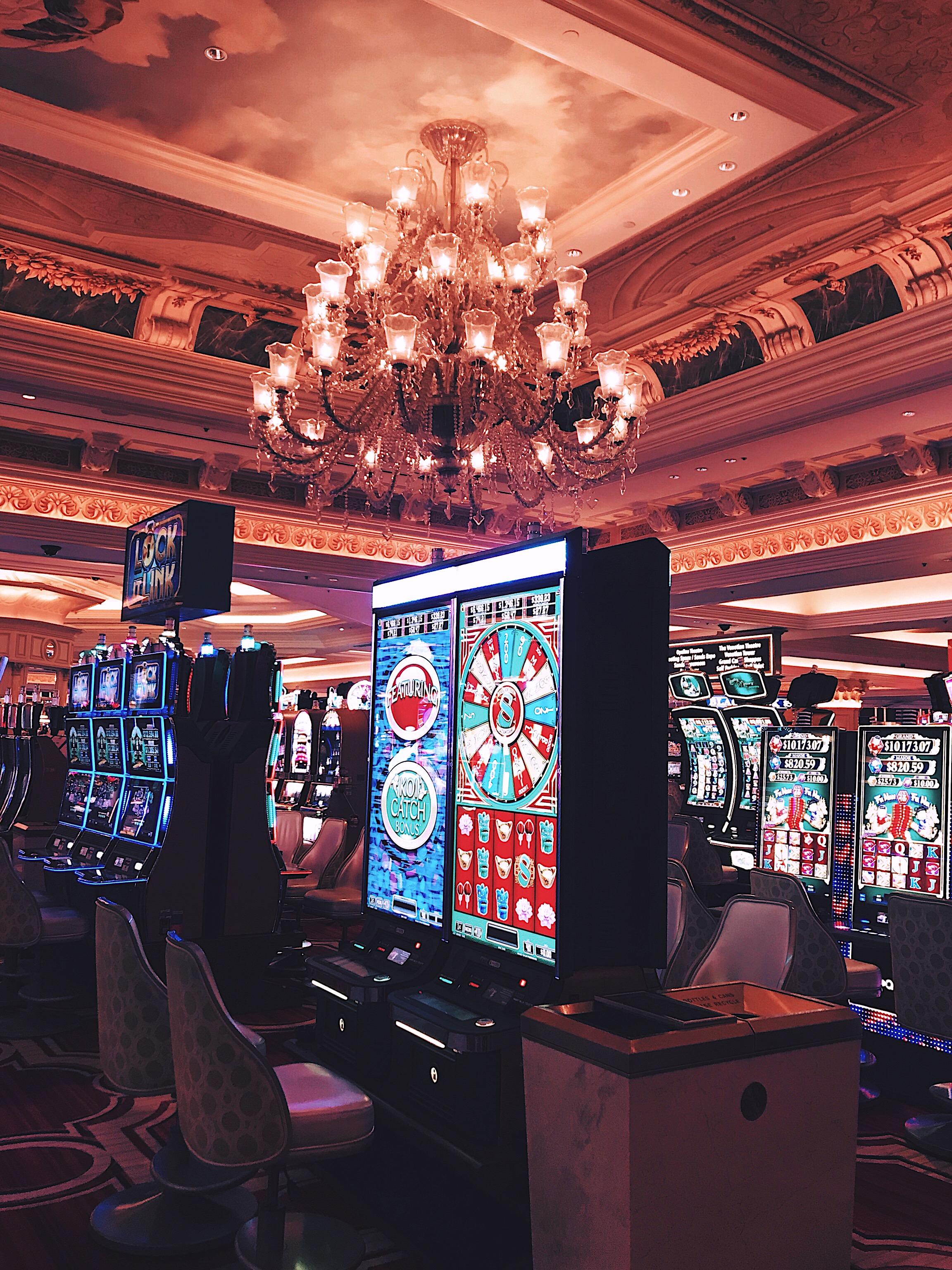Las Vegas Casino Style Unsettled
