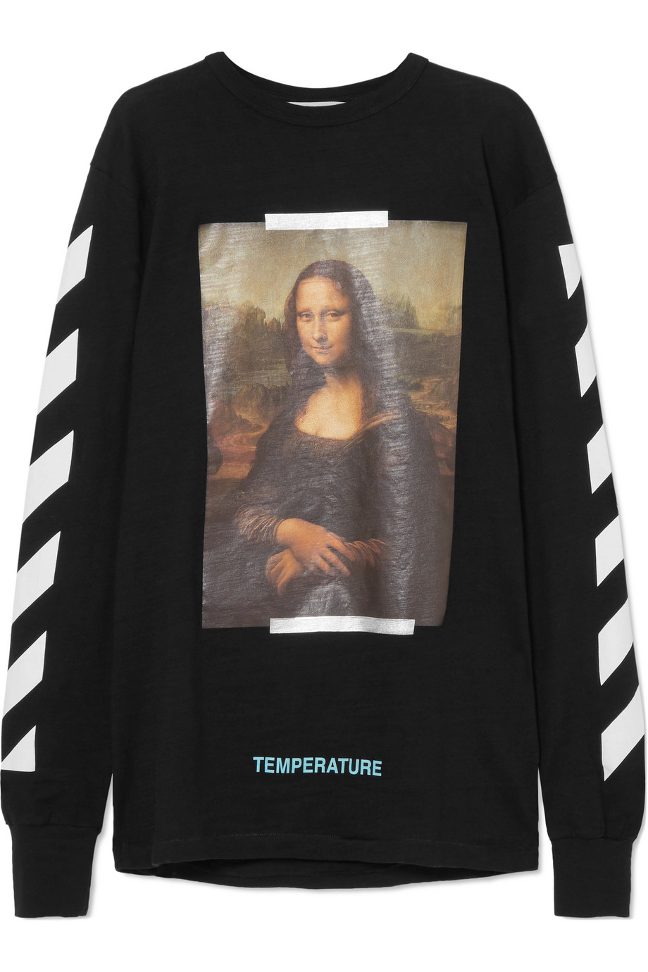 Off White Mona Lisa Sweatshirt