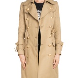 Burberry Balmain Trench Coat