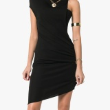 Versace Black Dress