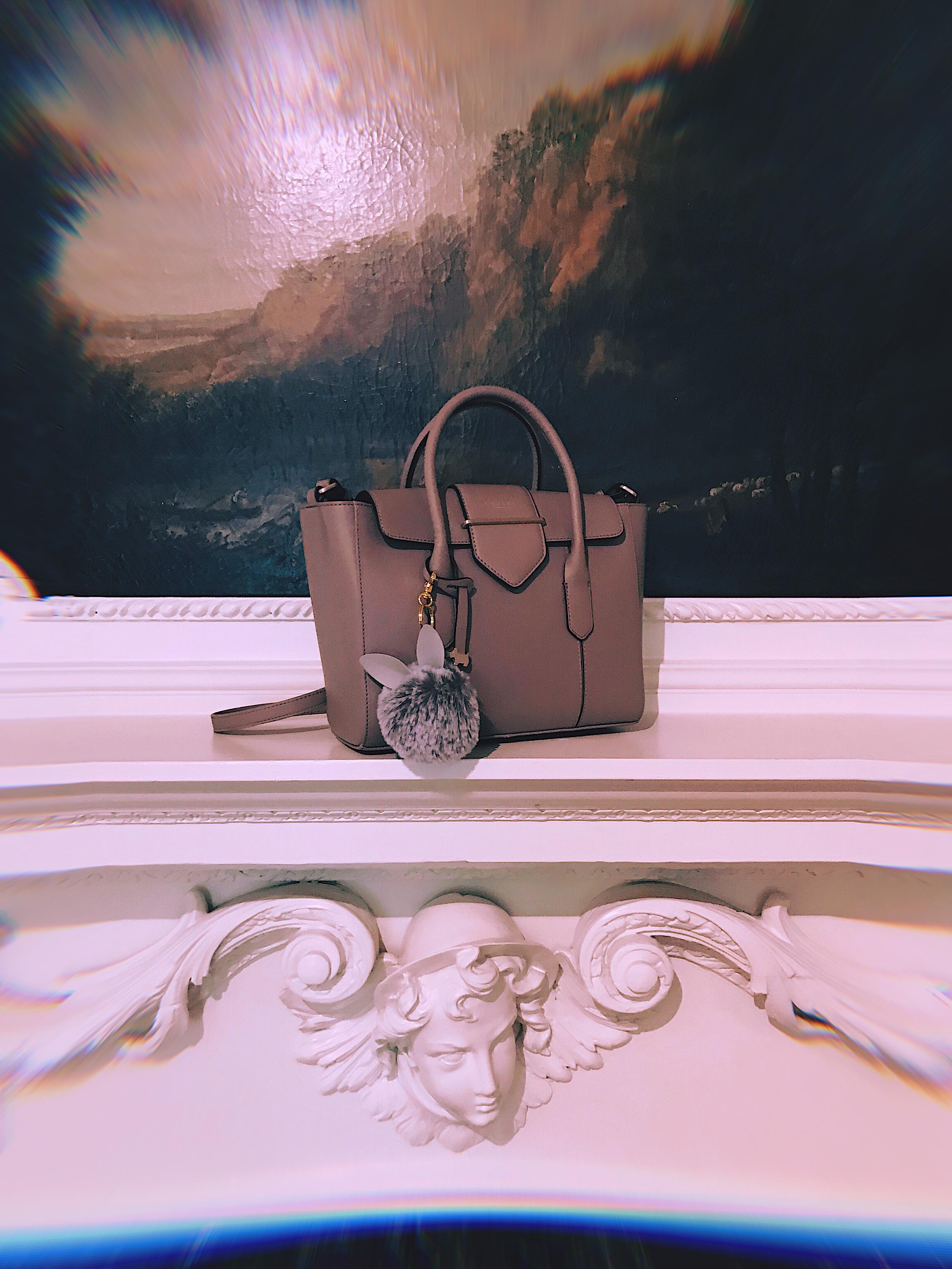 Radley London Street Palace Medium Bag in Mink