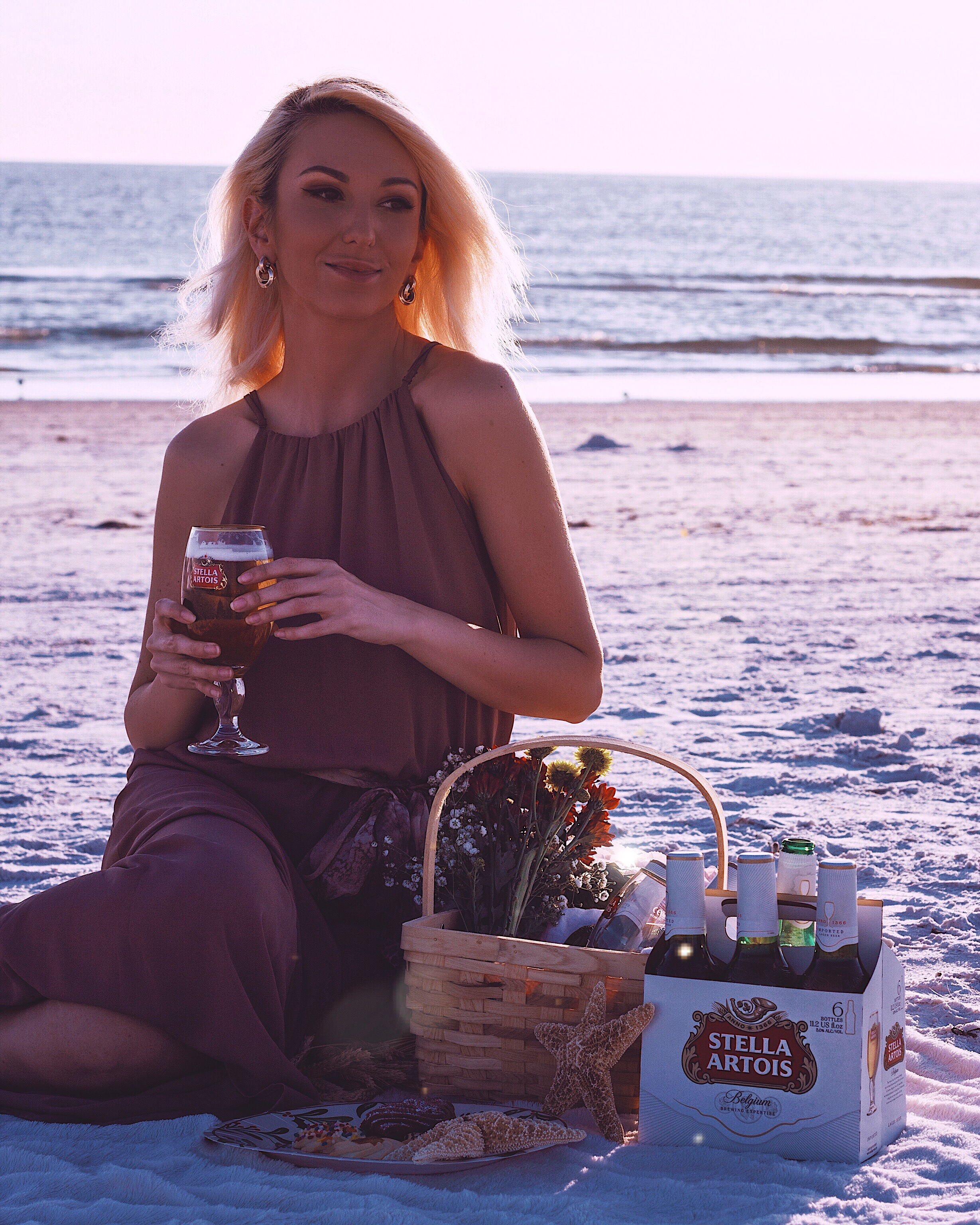 The perfect picnic with Stella Artois