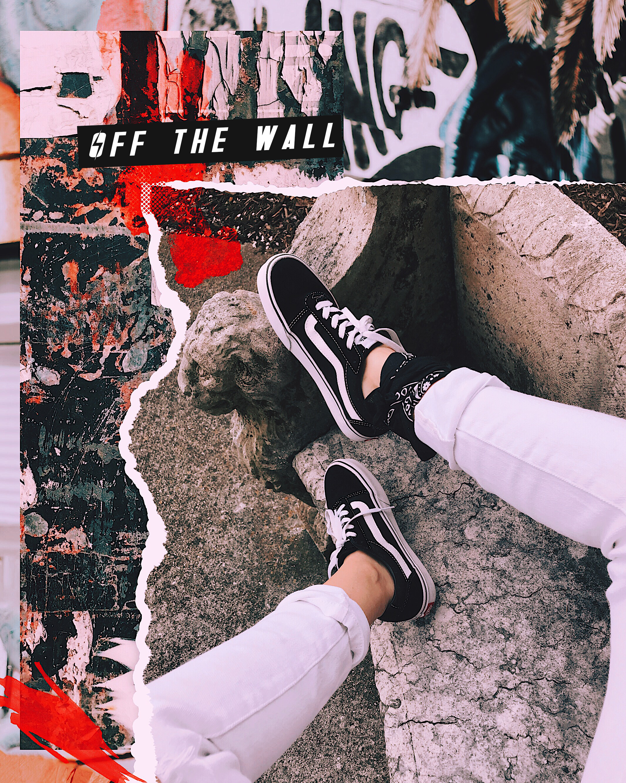 VANS Off The Wall Style Unsettled