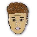 Justin bieber pin