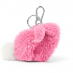 Loewe Bunny Pink Key Chain