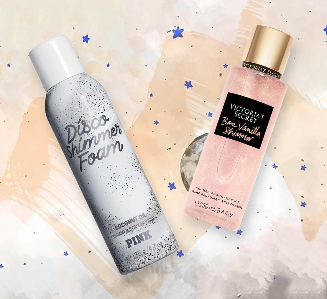Victoria's Secret Pink Shimmer