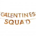galentines squad banner letters